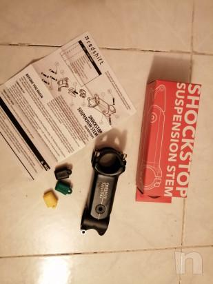 Attacco manubrio amortizzato Redshift Sport foto-20826