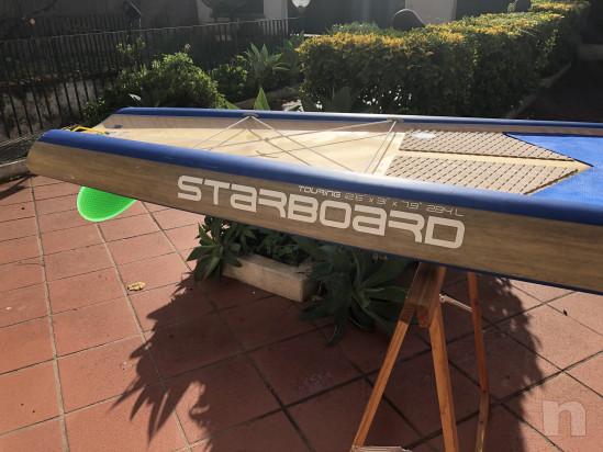 Sup Starboard 12,6 x 31  touring Pine tek 2019  foto-40896