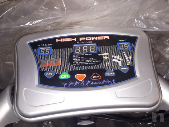 Pedana vibrante nuovissima High power foto-21002