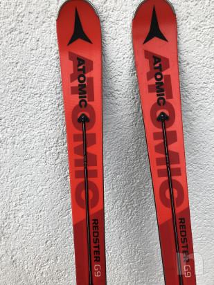 Sci Atomic redster g9 lunghezza cm 171 foto-21032