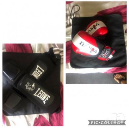 Abbigliamento Kick-Boxing foto-41282