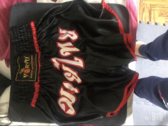 Abbigliamento Kick-Boxing foto-41283