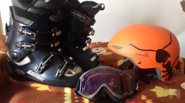sci professionali , scarponi e altri accessori  foto-41325