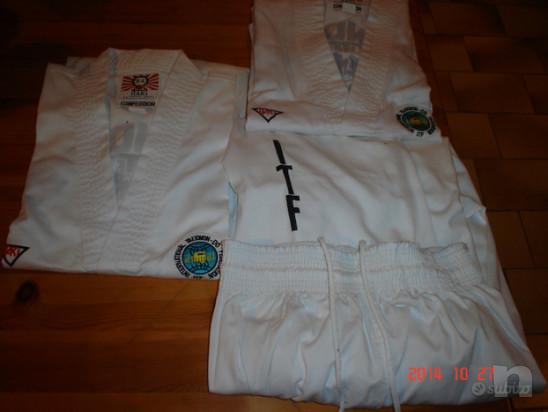 Kimono completi per arti marziali  foto-41372