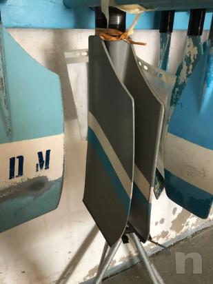 vendo canoino (imbarcazione da canottaggio) singolo in legno foto-41446