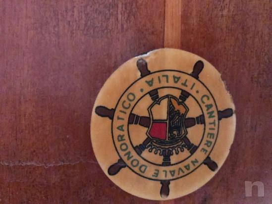 vendo canoino (imbarcazione da canottaggio) singolo in legno foto-41447