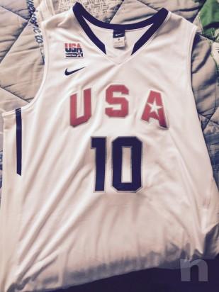 canotta da basket (nba) dell''All star game foto-212