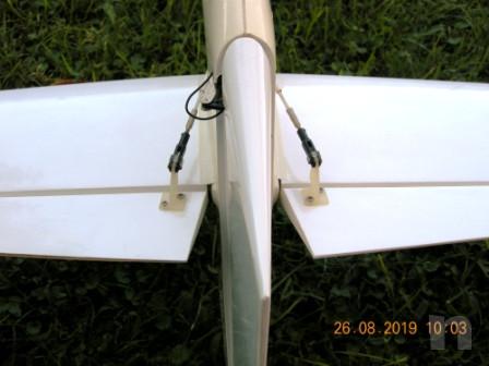 Aliante Radiocomandato ASW 15 ARF foto-41568