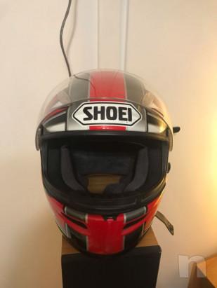 Casco moto integrale shoei Saisoku foto-41634