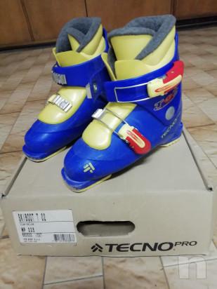 Vendo sci   scarponi   bastoncini foto-41767