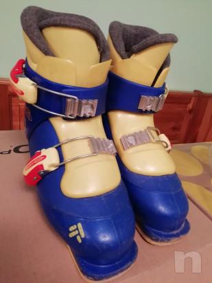 Vendo sci   scarponi   bastoncini foto-21307