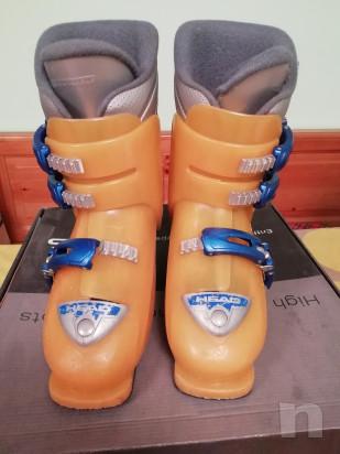 Vendo sci Fischer   scarponi   bastoncini foto-21308