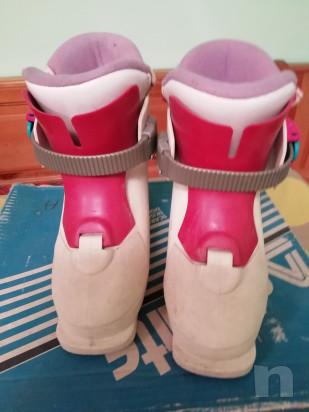 Vendo scarponi da sci bimba foto-21309