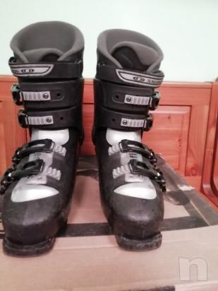 Vendo sci   scarponi uomo foto-41775