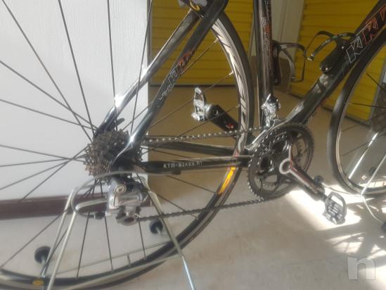 Vendo bici da corsa KTM foto-41883