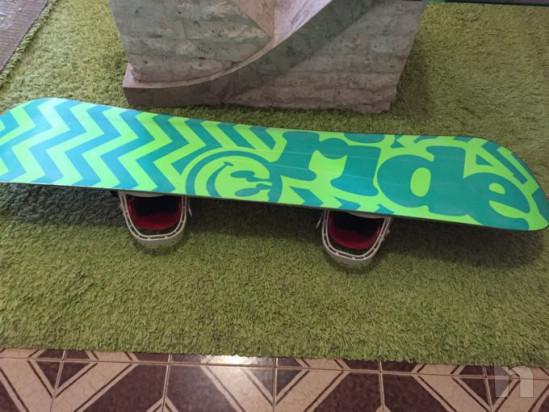 Tavola snowboard 125 cm foto-41887