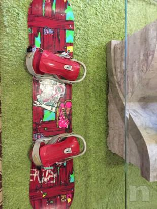 Tavola snowboard 125 cm foto-41888