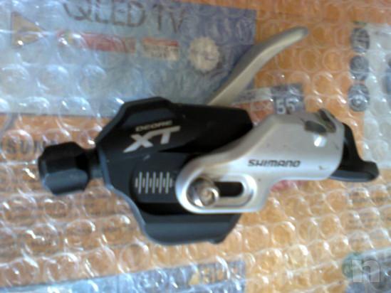 Comando SX (Deragliatore) Shimano XT 2/3x10v i-Spec foto-41899