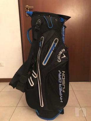 Sacca golf Callaway Golf Hyperdry Fusion foto-21371