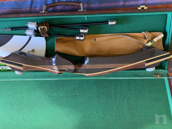 Arco franchi vintage nuovo nella sua scatola come acquistato moltissimi anni fa  foto-41912