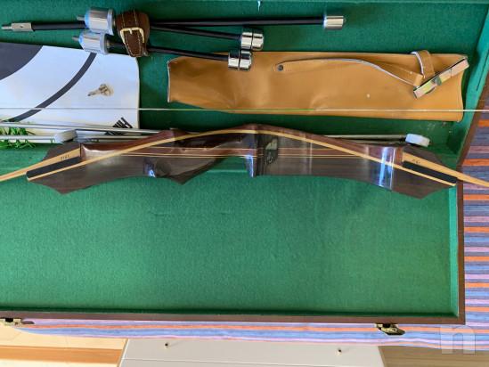 Arco franchi vintage nuovo nella sua scatola come acquistato moltissimi anni fa  foto-21374