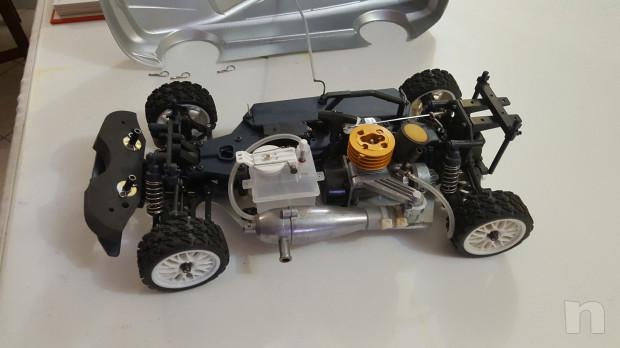 Auto motore a scoppio Astra Vauxhall / Porsche 911 GT3 R foto-41944