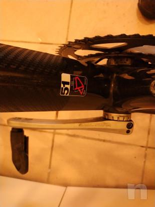 Bici da corsa usata carbonio BMC Sl 01 Road race sl01. La condizione Usato foto-41963