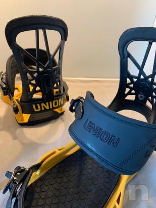 UNION Attacchi Snowboard foto-41999