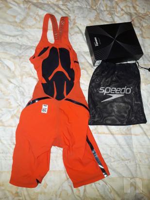 Costume da competizione Speedo donna foto-42058