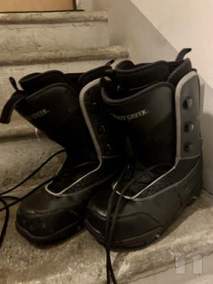 Snowboard tavola rossignol   attacchi   scarponi  sacca foto-42134