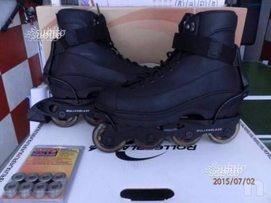 Rollerblade wbs derby+set cuscinetti foto-2147