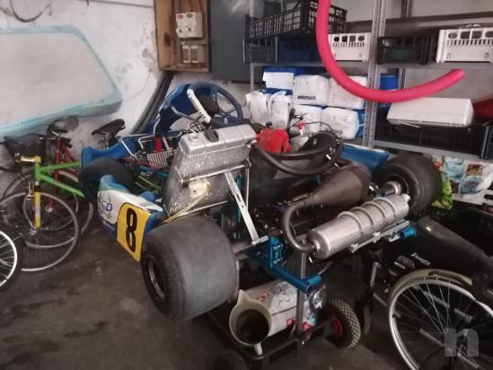 Go Kart a marce da competizione ancora in rodaggio foto-42163