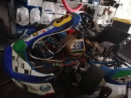 Go Kart a marce da competizione ancora in rodaggio foto-21478
