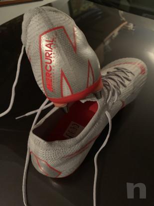 Scarpe da calcio Nike tg 45 nuove con tacchetti ferro foto-42312