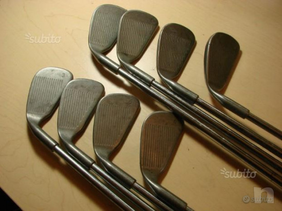 set di ferri ping eye 3-pw foto-42332