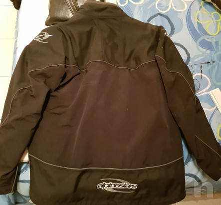 N. 2 giacche moto imbottite foto-21547