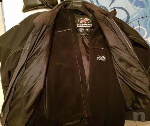 N. 2 giacche moto imbottite foto-42347