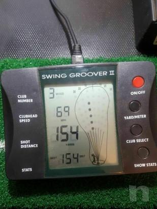 golf tappeto simulatore analisi swing foto-42430