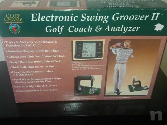 golf tappeto simulatore analisi swing foto-21589