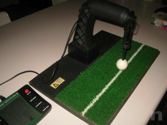 golf tappeto simulatore analisi swing foto-42429