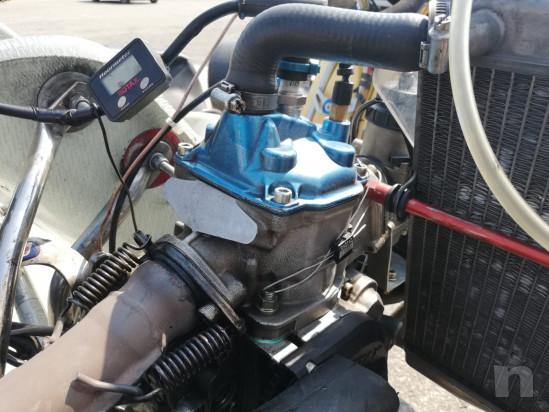 Kart Zanardi con motore Rotax junior foto-42453