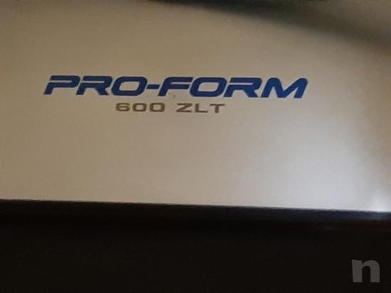 Tapis roulant PROFORM 600 ZLT foto-42541