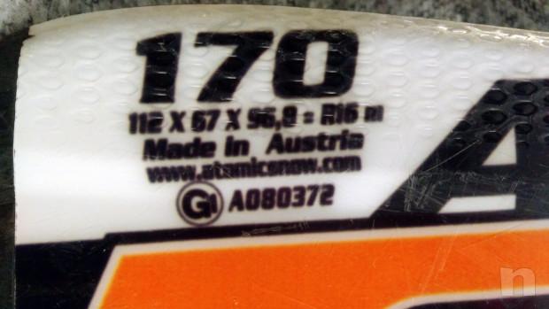 Atomic SX 10 mono torsion bar foto-42582