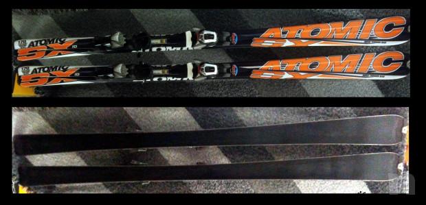 Atomic SX 10 mono torsion bar foto-21666
