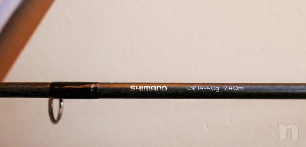 SPINNING SHIMANO POWERSPIN AX 240 foto-42593