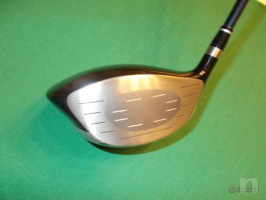golf driver  mac gregor v foil con cover pelle foto-21677