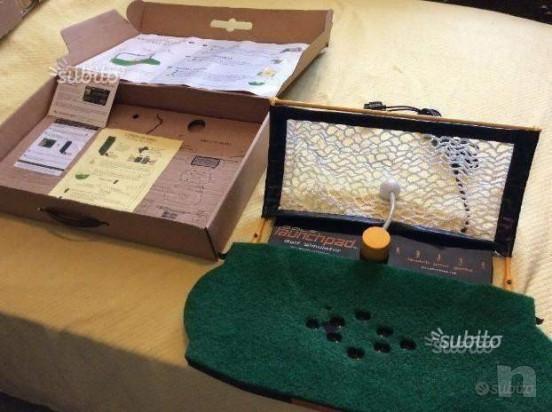 golf simulatore professionale LAUNCHPAD foto-42602