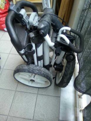 Carello golf clicgear foto-42640