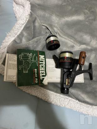 Vendo mitchell full controll 5540 come nuovo  foto-42859