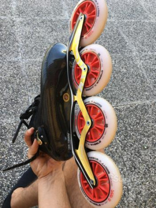 Pattini professionali inline speed skates foto-42900